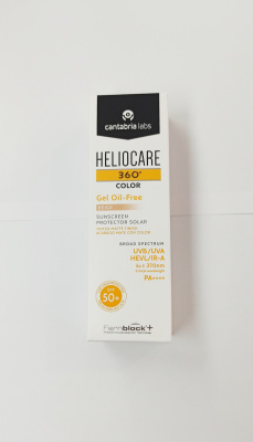 HELIOCARE 360 GEL OIL-FREE COLOR BEIGE