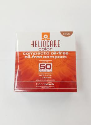 HELIOCARE COLOR BROWN COMPACTO OIL-FREE