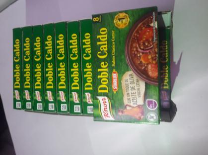 Pastilla de carne Knorr