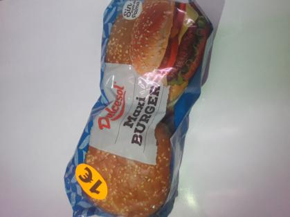 Pan de hamburguesa, Dulcesol