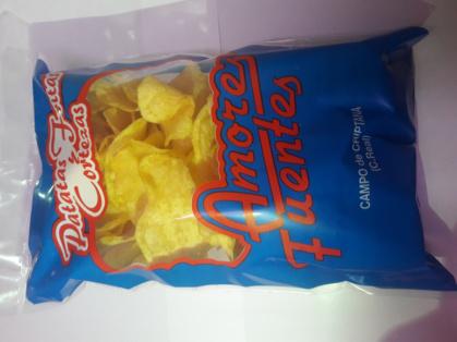 Patatas fritas Amores Fuentes