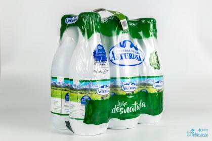 Leche Central lechera Asturiana - Varios tipos