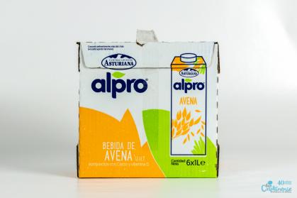 Alpro bebida de Avena y Soja
