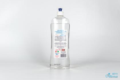 Gel hidroalcóholico higenizante