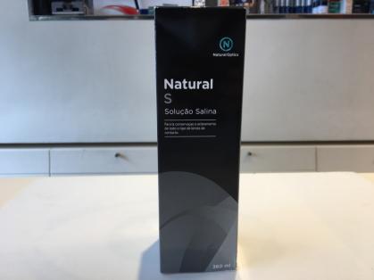 Natral S Solucion salina 360 ml