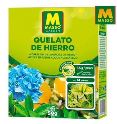 QUELATO DE HIERRO MASSÓ